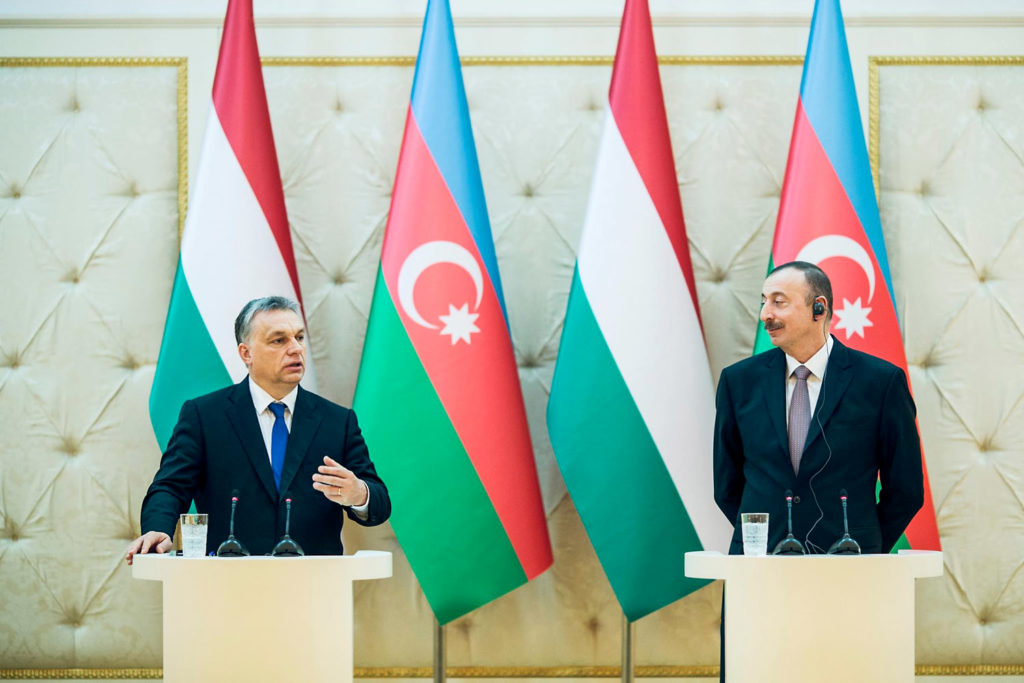Big push in Hungary and EP for comprehensive inquiry into Azeri Laundromat