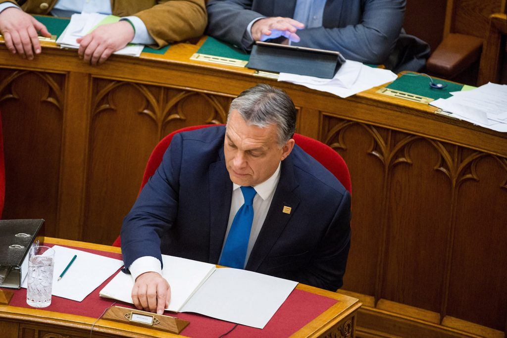 Orbán: preventing migration is the best way to combat violence against women