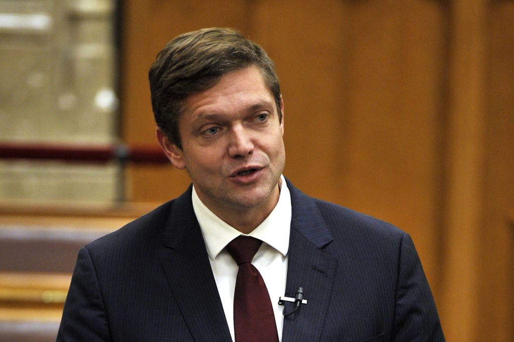 Parliament will not debate joint proposal for electoral reform