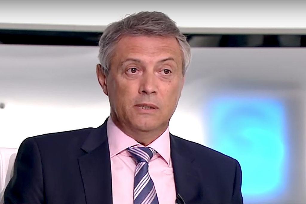 Pro-government security propagandist László Földi continues fascist tirade