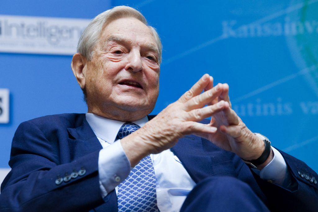 Five professors from Hungarian theological college nominate George Soros for Nobel Peace Prize