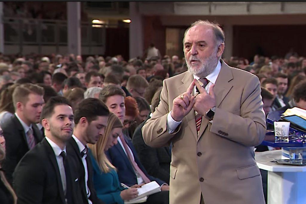 Government awards $2.9 million to Sándor Németh's Faith Congregation