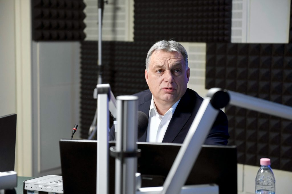 Orbán: Soros!
