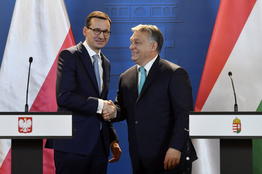 Poland and Hungary see eye to eye on migration, regional development