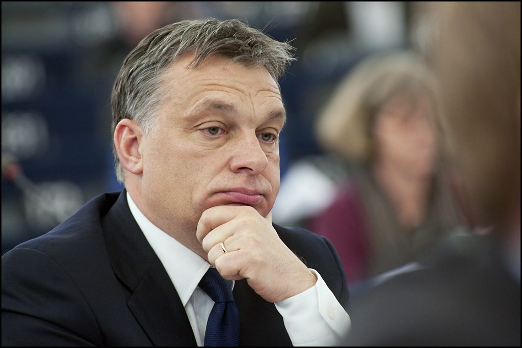 """European Commission sued Hungary on European Court of Justice over """"NGO law"""""""