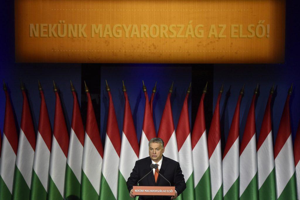 Viktor Orbán: Hungary First!