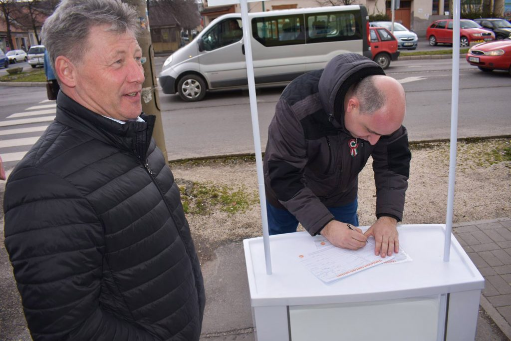 Alleged fraud in Tapolca electoral district, Fidesz candidate denies everything