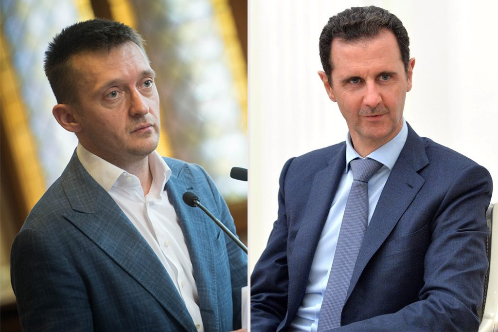 Bashar al-Assad's money man and a suspected international criminal also bought Hungarian residency bonds