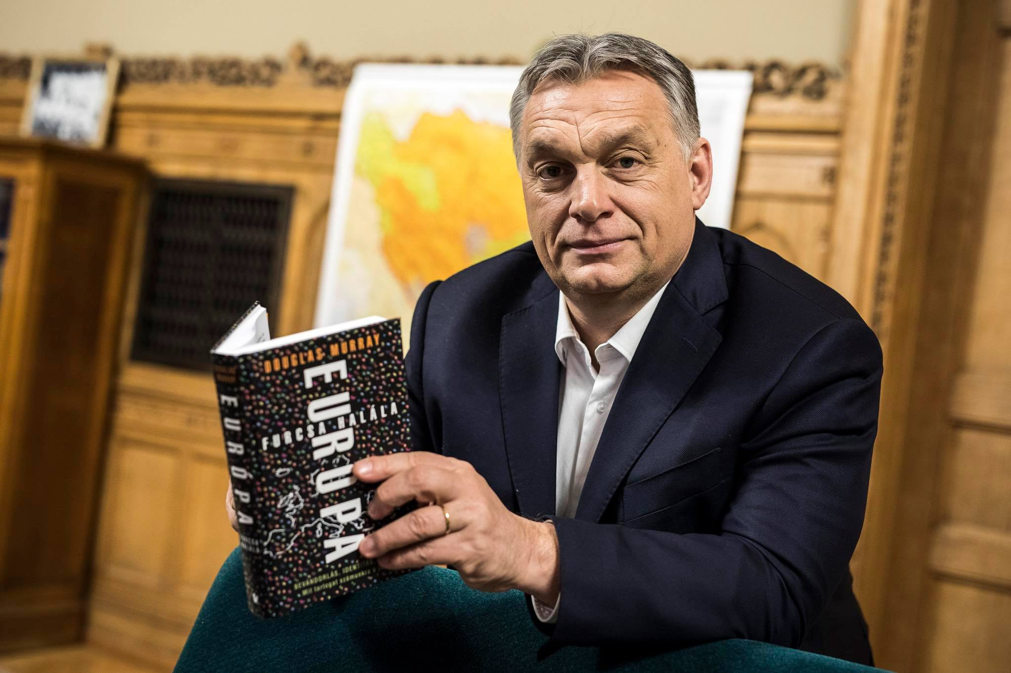 Constitutional Indentity in Hungary is whatever Viktor Orbán wants it to be