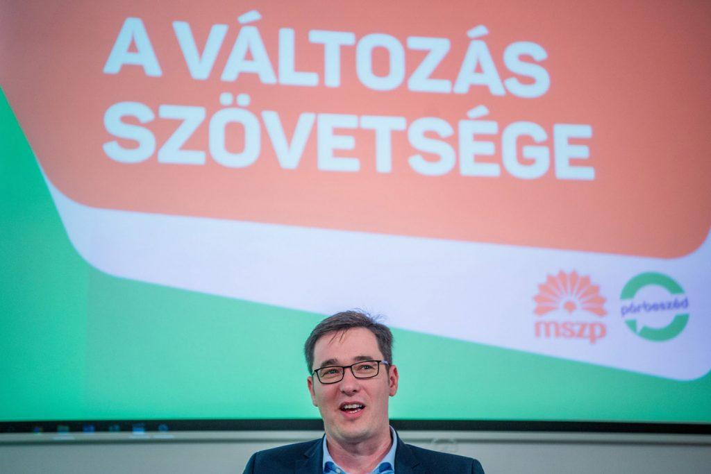 Karácsony: MSZP-Dialogue would re-allocate EU funds