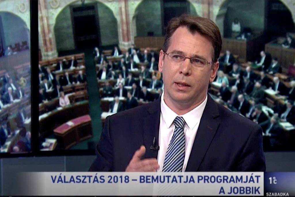 M1 gives Jobbik MP 5 minutes, immediately regrets it