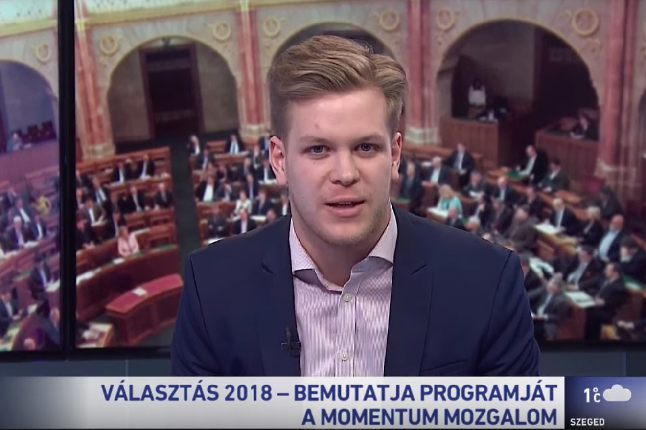 M1 invites Momentum's Miklós Hajnal on for 5 minutes, immediately regrets it
