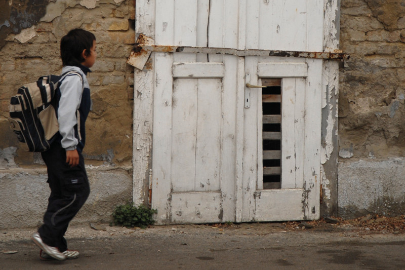 Roma children systematically humiliated in Hungary's segregated schools