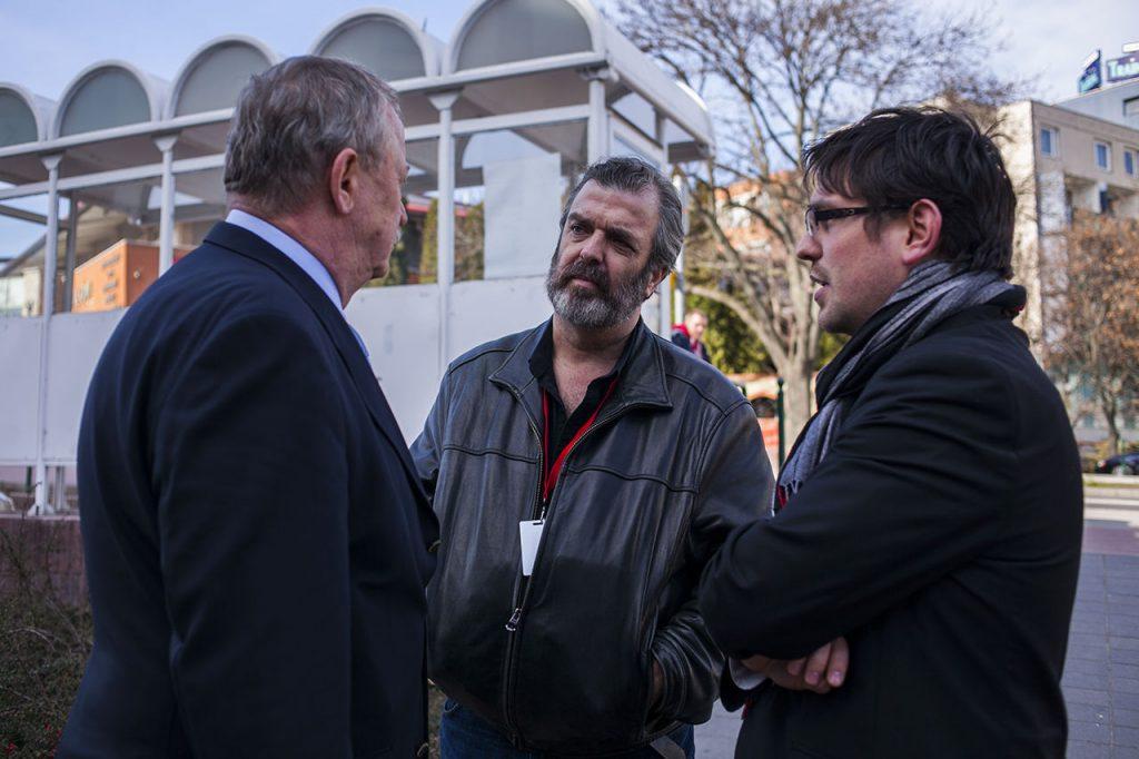 Ron Werber leaves LMP's campaign
