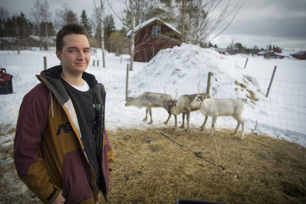 Semjén might have illegally downed a reindeer in Sweden