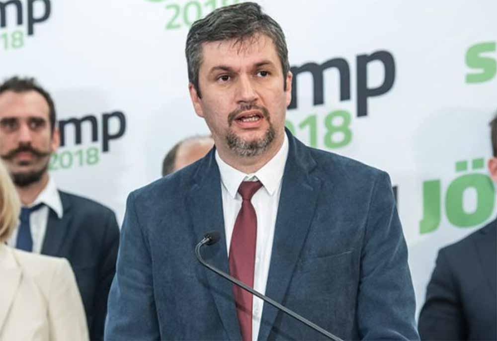 Ákos Hadházy: The election wasn't fair