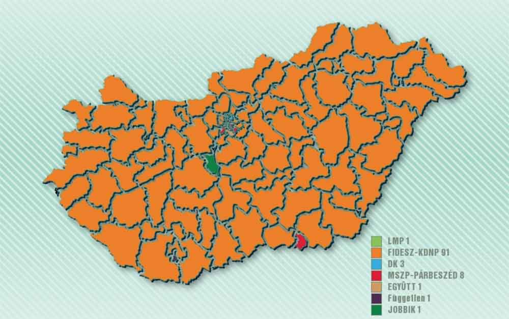 Fidesz-KDNP wins landslide victory in Sunday's general election 3