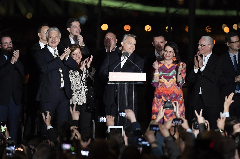 Fidesz-KDNP wins landslide victory in Sunday's general election 5