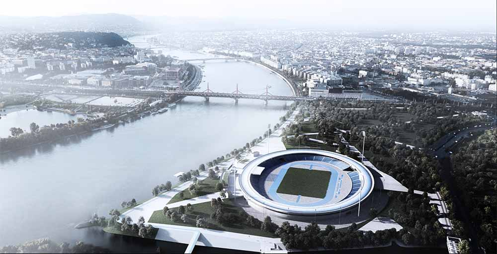 Hungary to spend $19 million planning new sports arena for Budapest 1