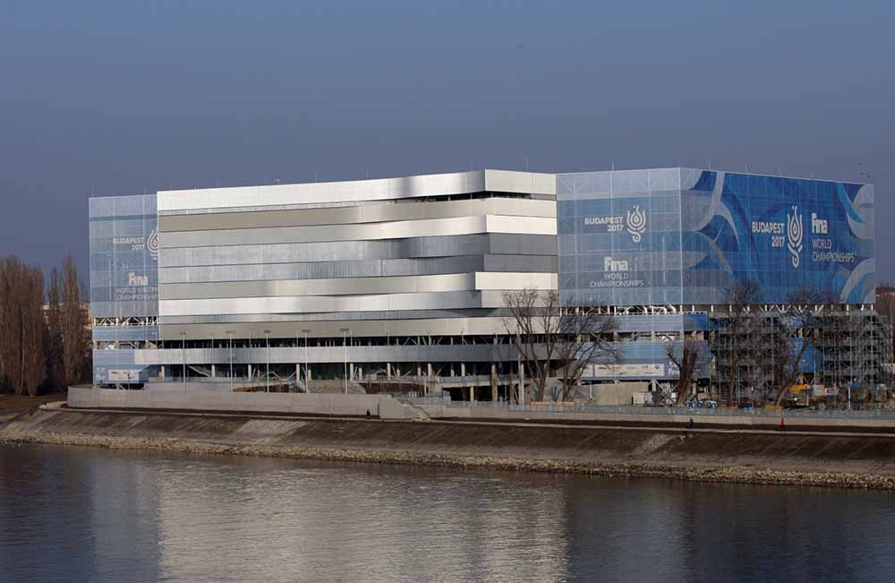 Hungary to spend $19 million planning new sports arena for Budapest 2