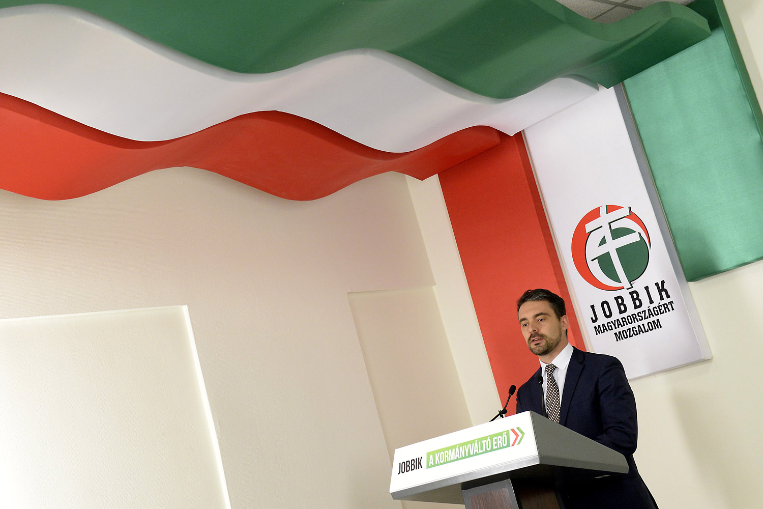 """Jobbik's first measure would be the """"anti-immigration action"""" plan"""