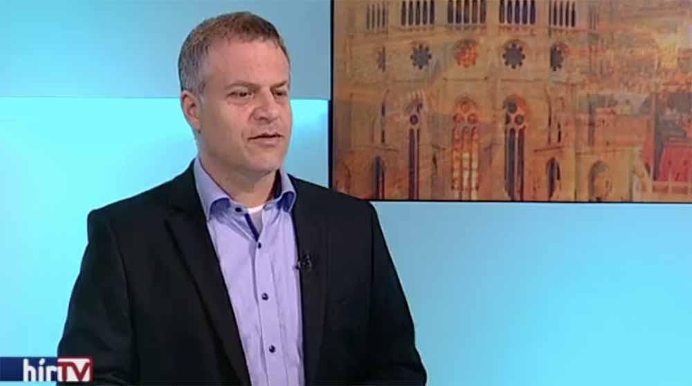 State capture gives Fidesz enormous advantage over political opposition, says Együtt's Péter Juhász 1