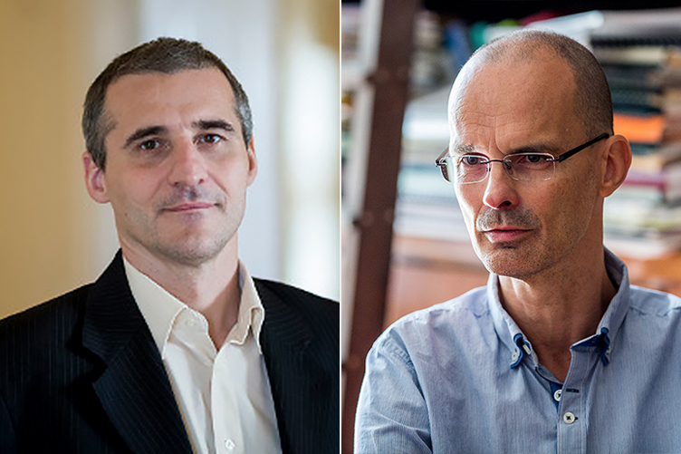 Two Hungarian law school professors discuss Hungary's deteriorating political and legal culture