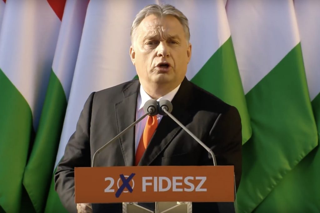 Viktor Orbán: Only Fidesz can protect Hungary from Brussels, the UN, and George Soros 1