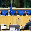Hungary spokesman, MEPs clash at EP hearing