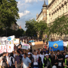 Hungarian social workers protest low wages, poor working conditions