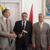 "Lázár holds ""cheerful, constructive"" meeting with Mazsihisz leadership"