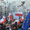 "Demonstrations take place across Poland against ""Putinization"""