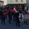 Nazi sympathizers hold memorial events in Székesfehérvár followed by holy mass