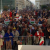 "Live coverage of ""They're stealing our freedom! Kick them out!"" protest in Budapest"