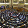 With record speed parliament passes bill extending statute of limitations for corruption crimes
